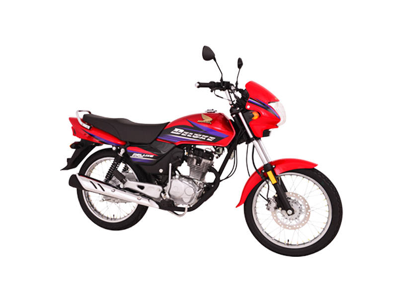 Honda Deluxe 2018 Price in Pakistan, Overview and Pictures