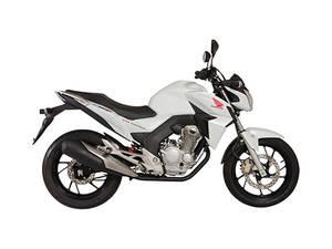 New Honda CB 250F