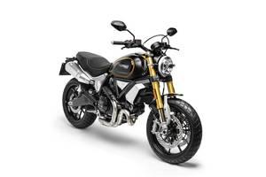 New Ducati Scrambler 1100
