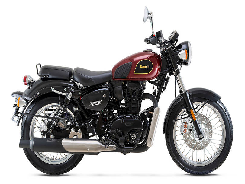 Benelli Imperiale 400 Price, Specs & Pictures in Pakistan