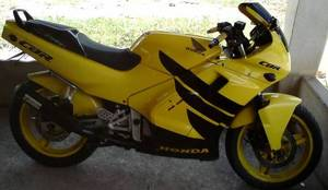 Honda CBR 450 Overview & Price