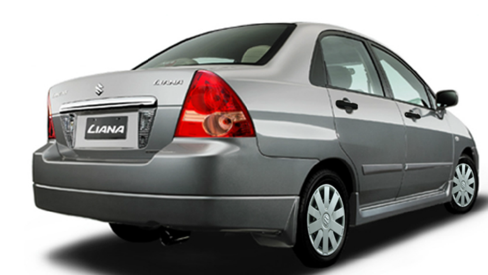 What Is The Weight Of A Suzuki Liana
