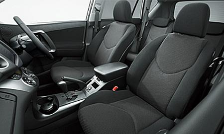 Toyota Rav4  Interior Front Cabin