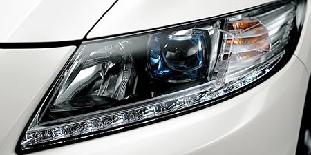 Honda CR-Z Sports Hybrid 2016 Interior Front Headlight