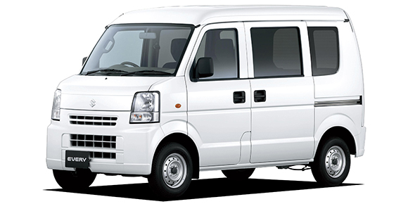 Suzuki Every  Exterior Side View