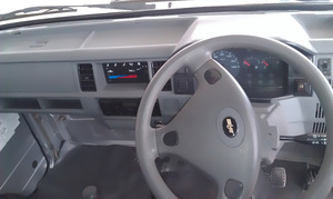 Sogo Pickup  Exterior Dashboard