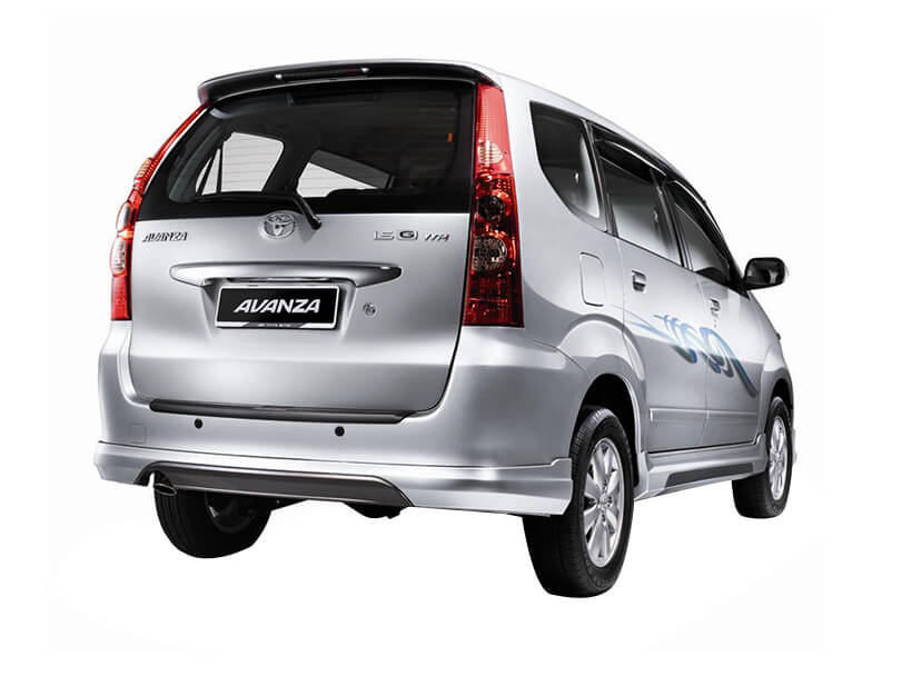 Toyota Avanza 2018 Interior
