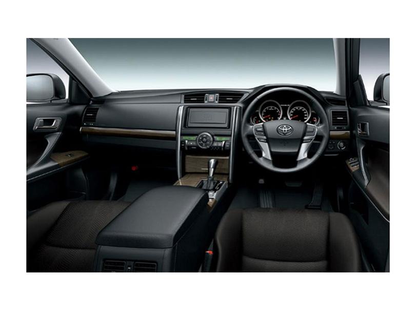 Toyota Mark X  Interior Interior Cabin