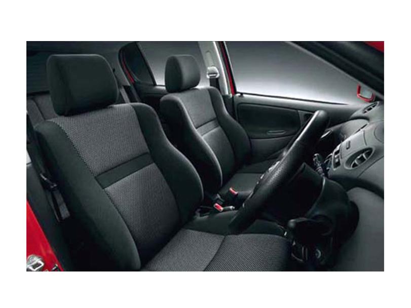 Toyota Vitz 2004 Interior Cabin