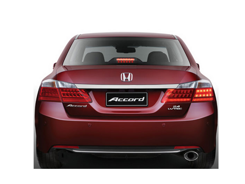 Honda Accord 2018 Exterior Rear End