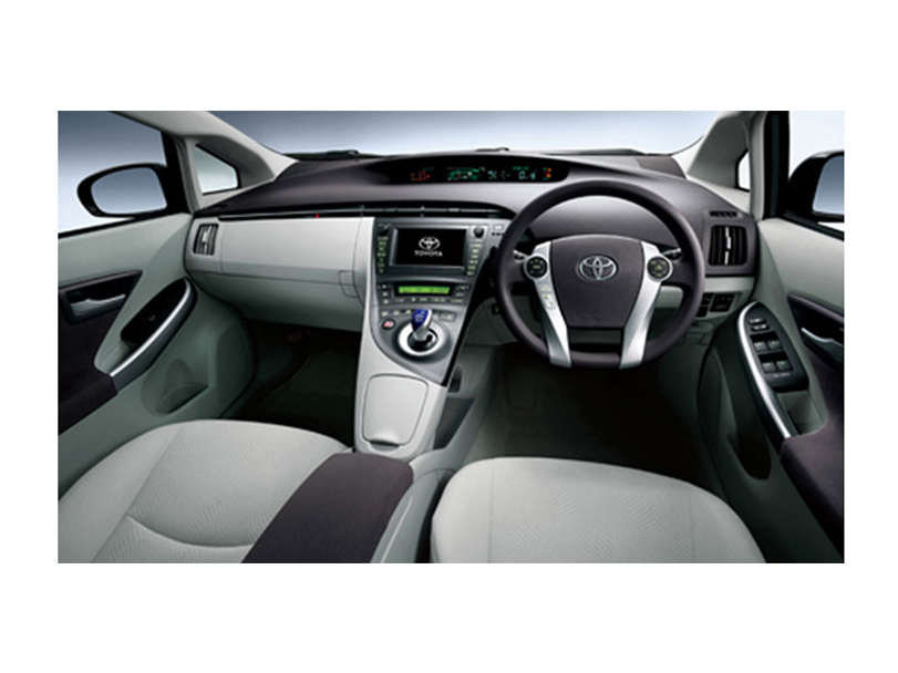 Toyota Prius 2015 Interior Dashboard