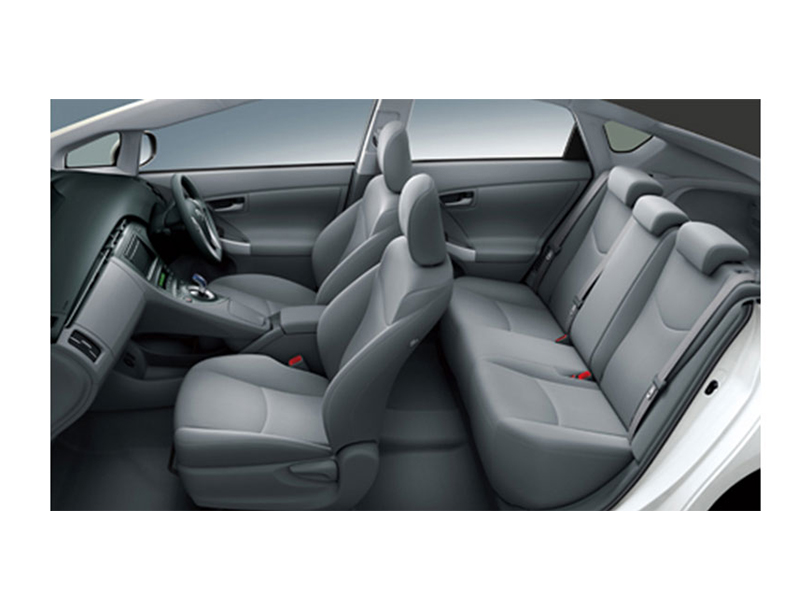 Toyota Prius 2015 Interior Cabin