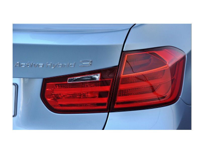 BMW 3 Series 2018 Exterior Tail Lights