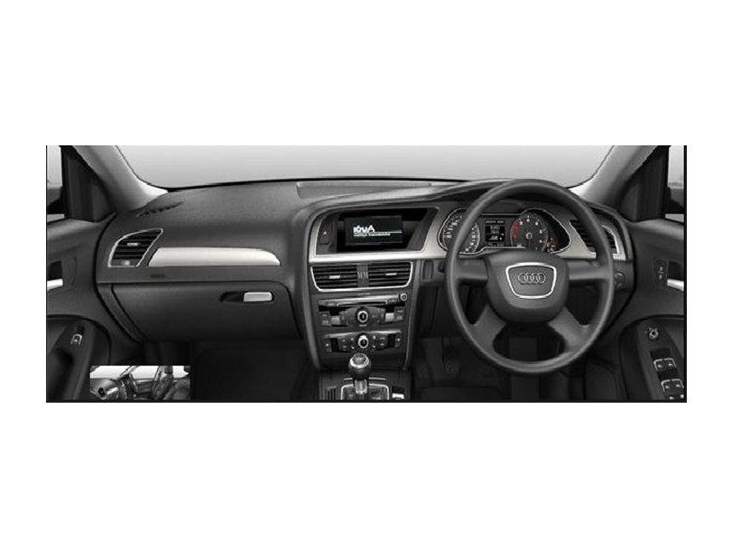 Audi A4 2016 Interior Dashboard