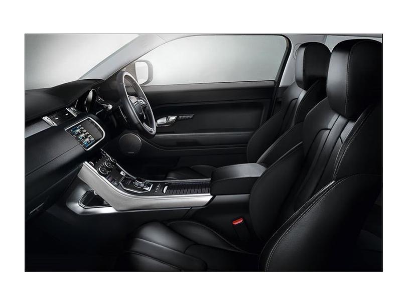 Range Rover Evoque  Interior Cabin