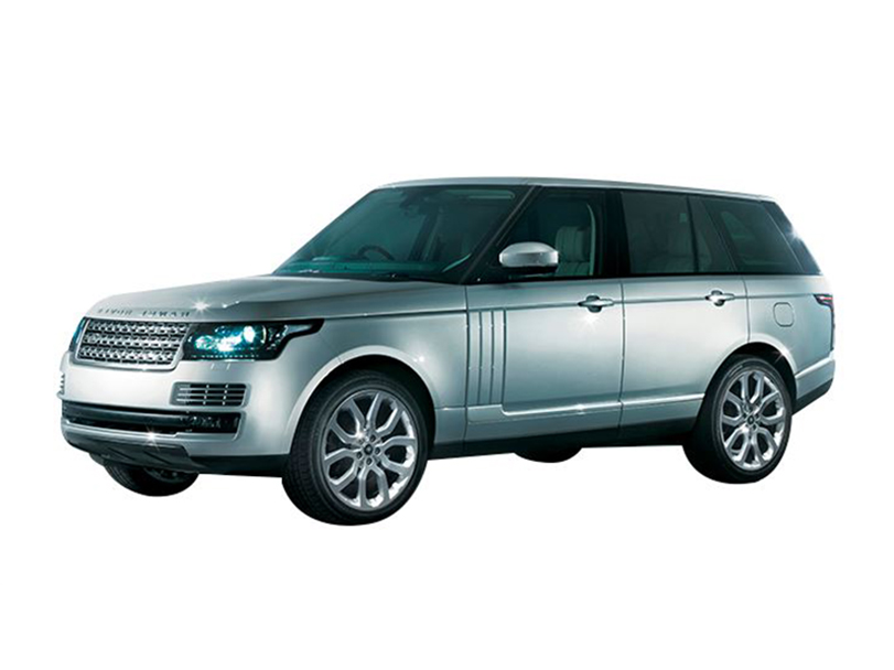 Range Rover Vogue  Exterior Front Side View