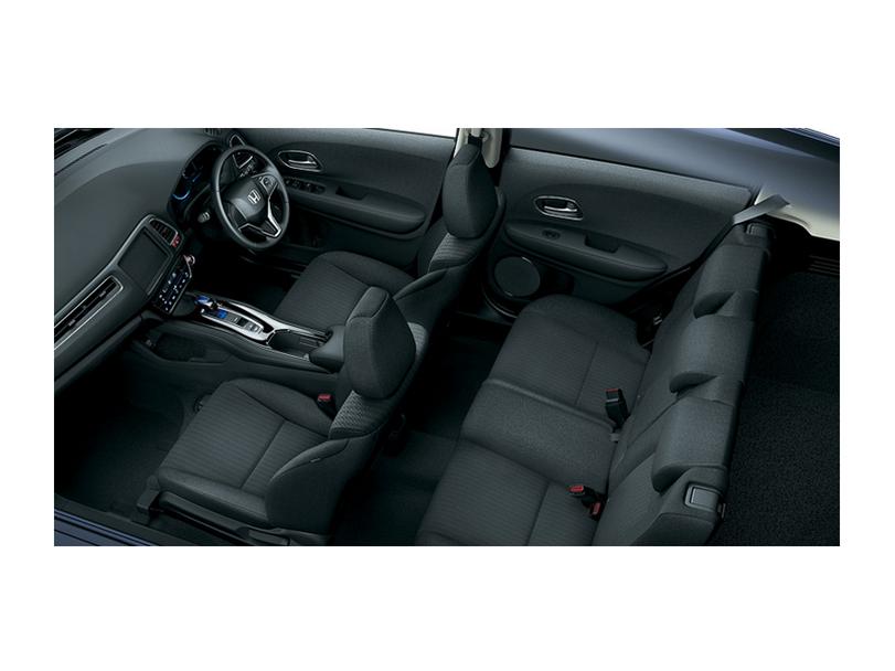 Honda Vezel  Interior Cabin