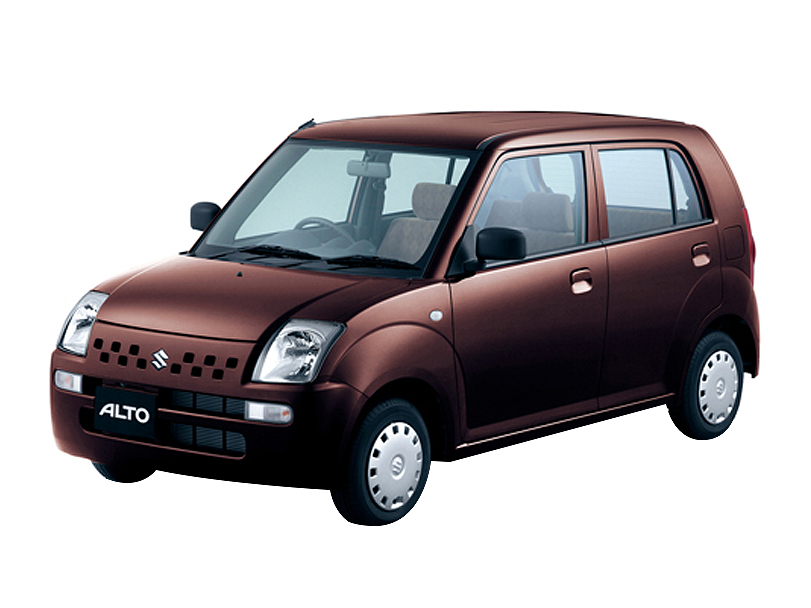Suzuki Alto GII User Review