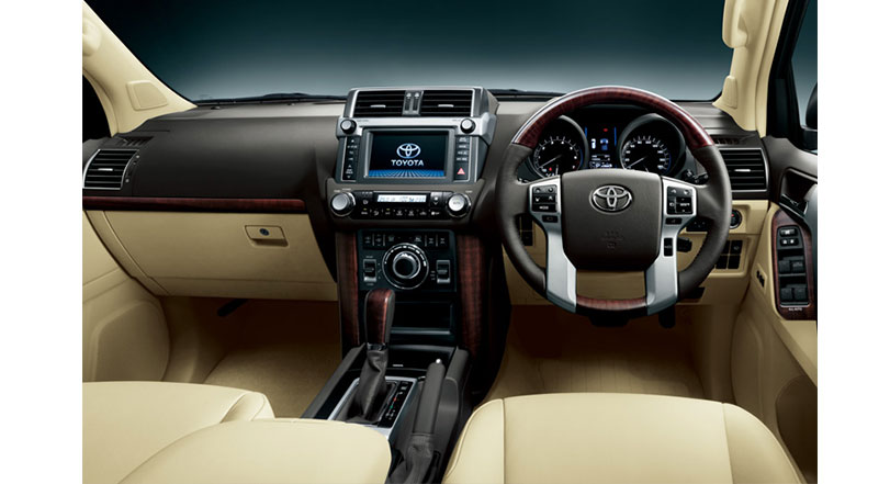 Toyota Prado 2018 Prices In Pakistan Pictures And Reviews