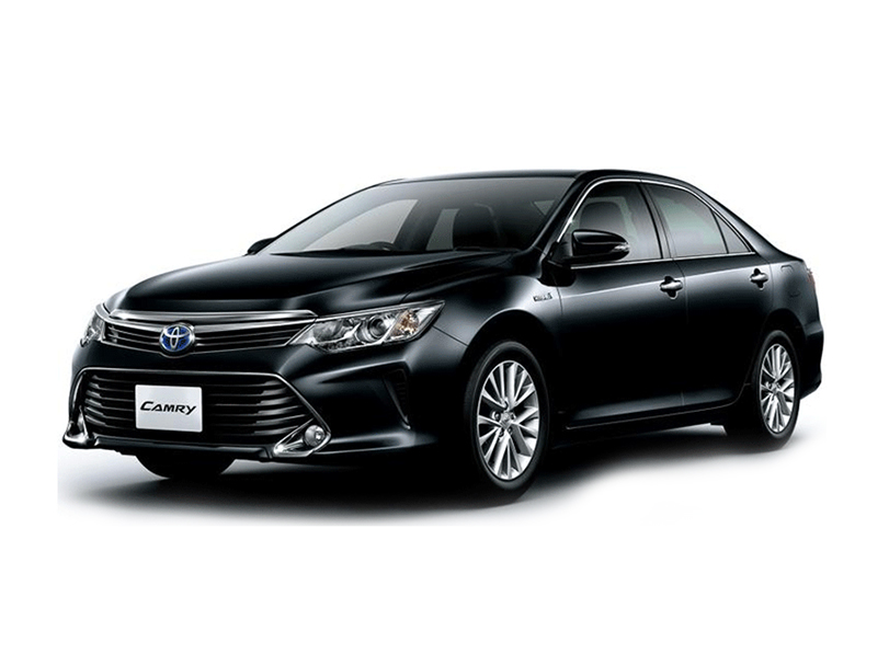 Toyota Camry Up-Spec Automatic 2.4 User Review