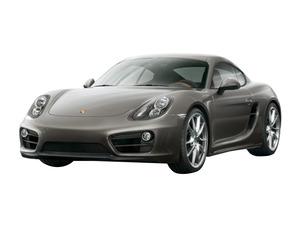 New Porsche Cayman