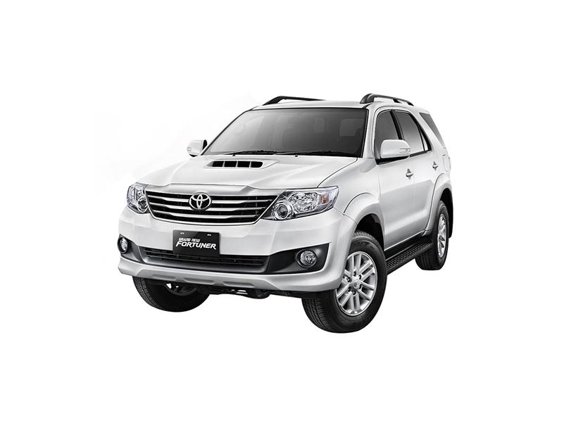 Toyota Fortuner 2.7 VVTi User Review