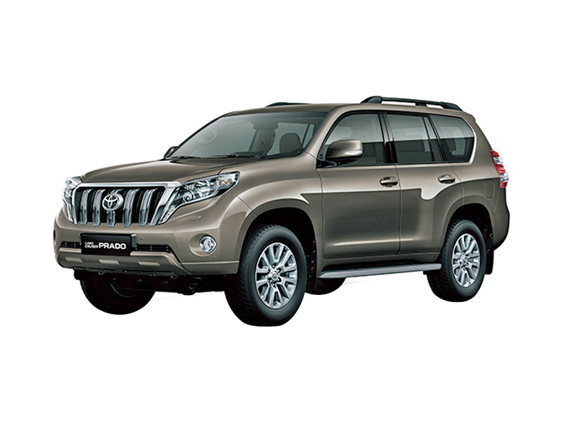 Toyota Prado 2017 Price In Pakistan Pictures And Reviews