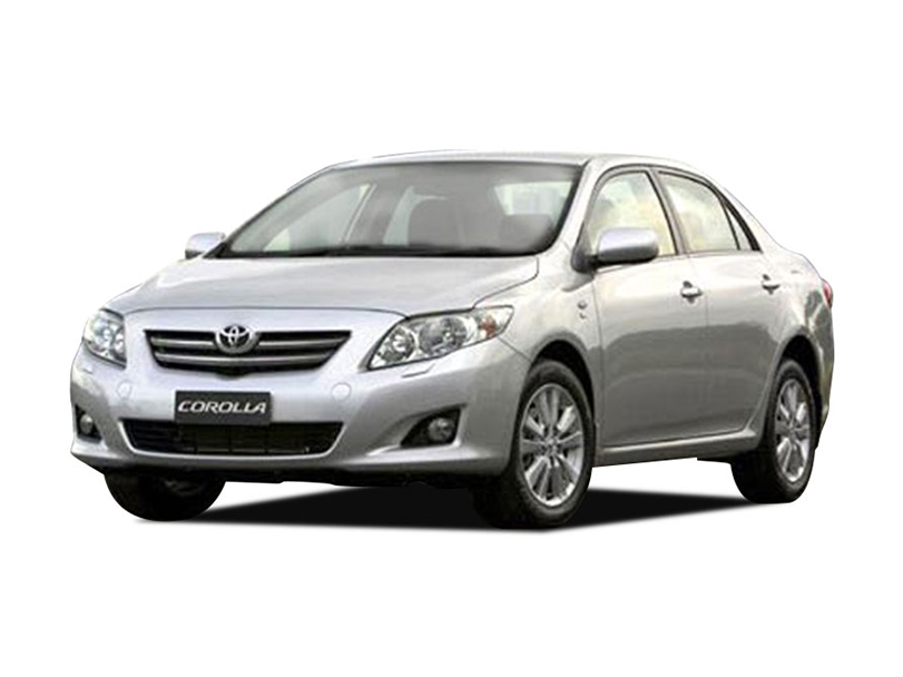 Toyota Corolla GLi Automatic 1.6 VVTi User Review