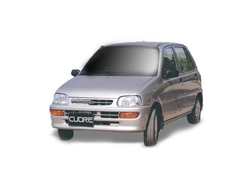Daihatsu Cuore CX Eco User Review