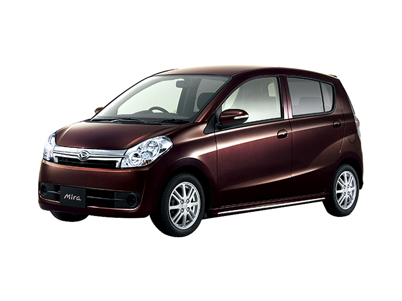 Daihatsu Mira L User Review