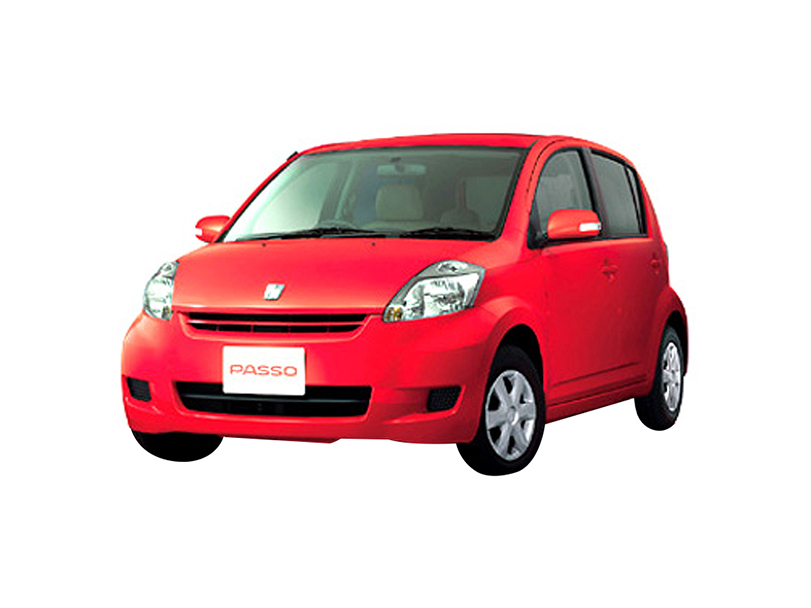 Toyota Passo User Review