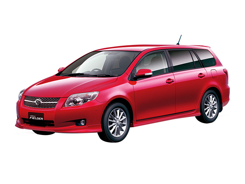 Toyota Corolla Fielder X User Review