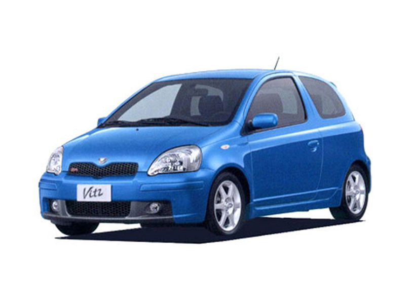 Toyota Vitz F 1.0 User Review
