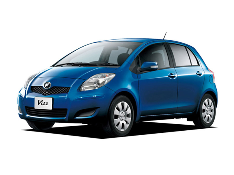 Toyota Vitz F M Package 1.0 User Review