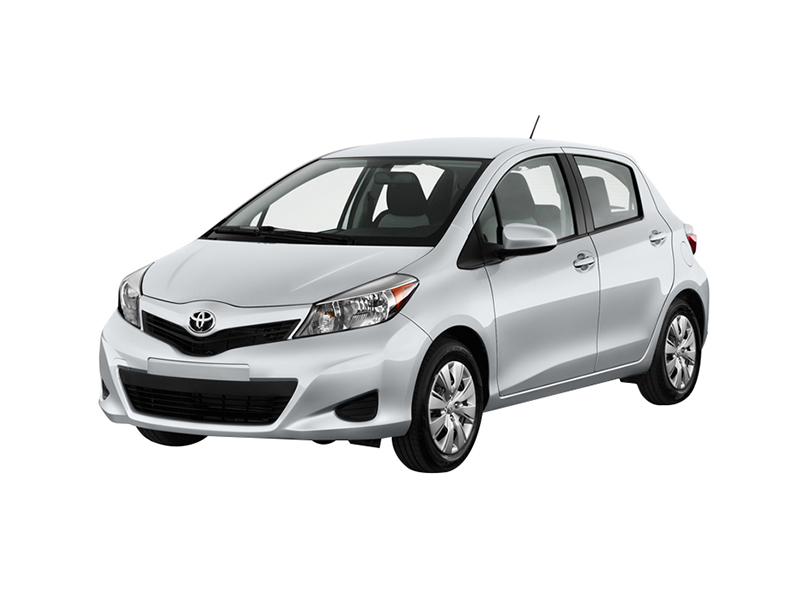 Toyota Vitz F Smile Edition 1.0 User Review