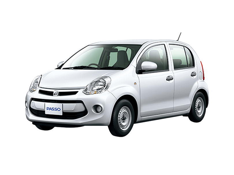 Toyota Passo + Hana 1.0 User Review