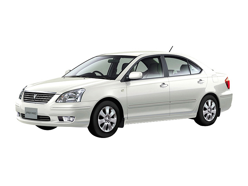Toyota Premio Price In Pakistan Pictures And Reviews