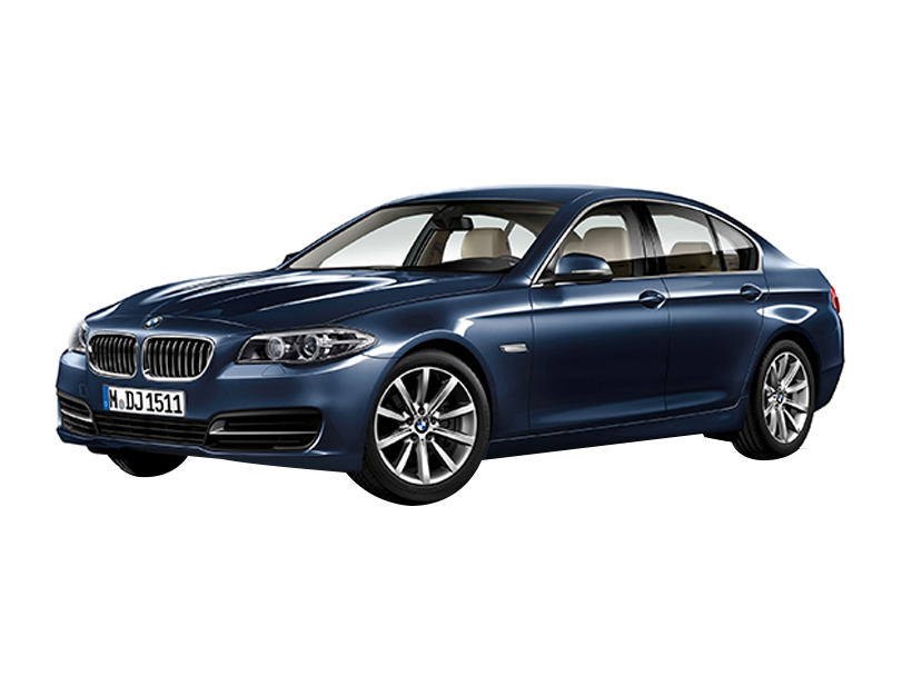 BMW 5 Series User Review