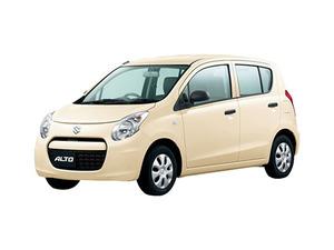New Suzuki Alto