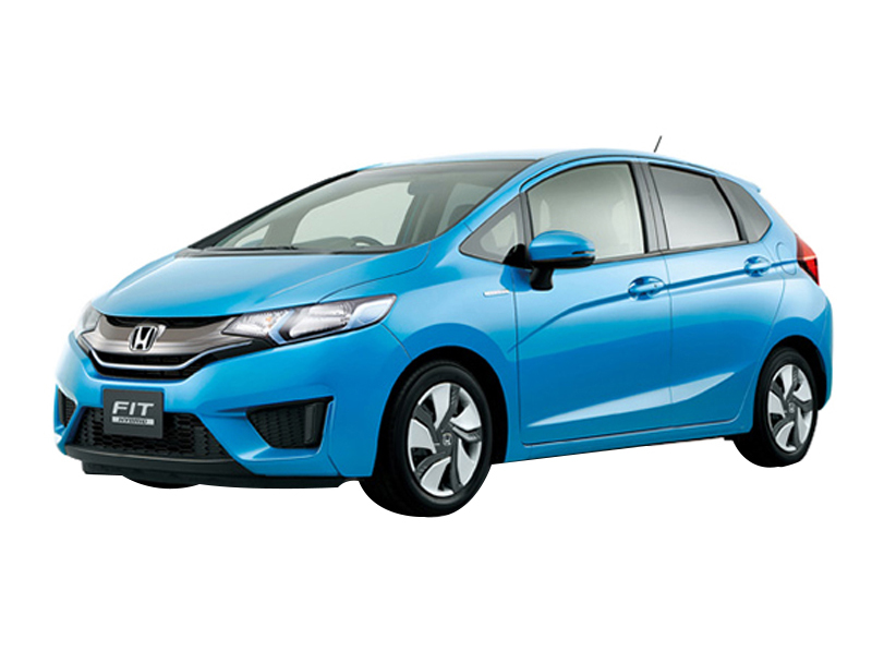 Honda Fit 1.5 Hybrid L Package User Review