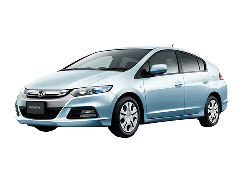 Honda Insight User Review