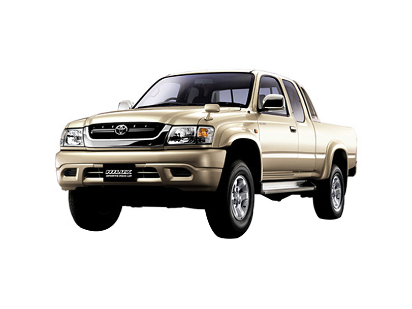 Toyota Hilux Double Cab User Review