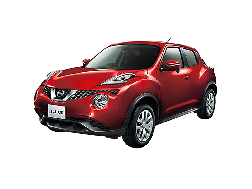 Nissan Juke 15RS User Review