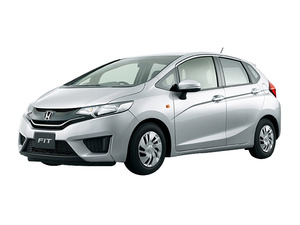Honda Fit  2013 - 2017 Prices in Pakistan, Pictures and Reviews