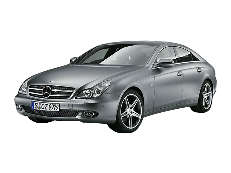 Mercedes Benz CLS Class CLS350 User Review