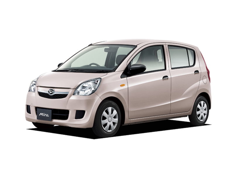 Daihatsu Mira X Special User Review