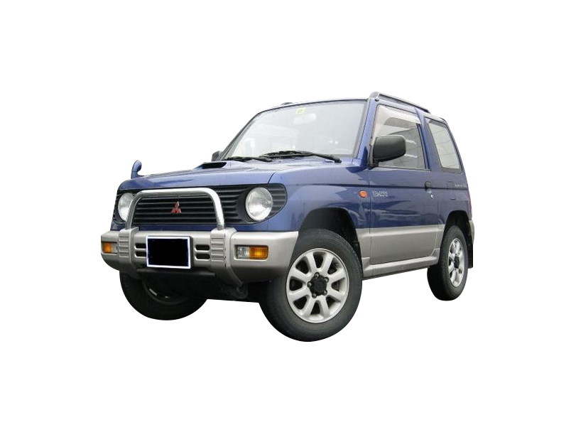 Mitsubishi Pajero Mini User Review