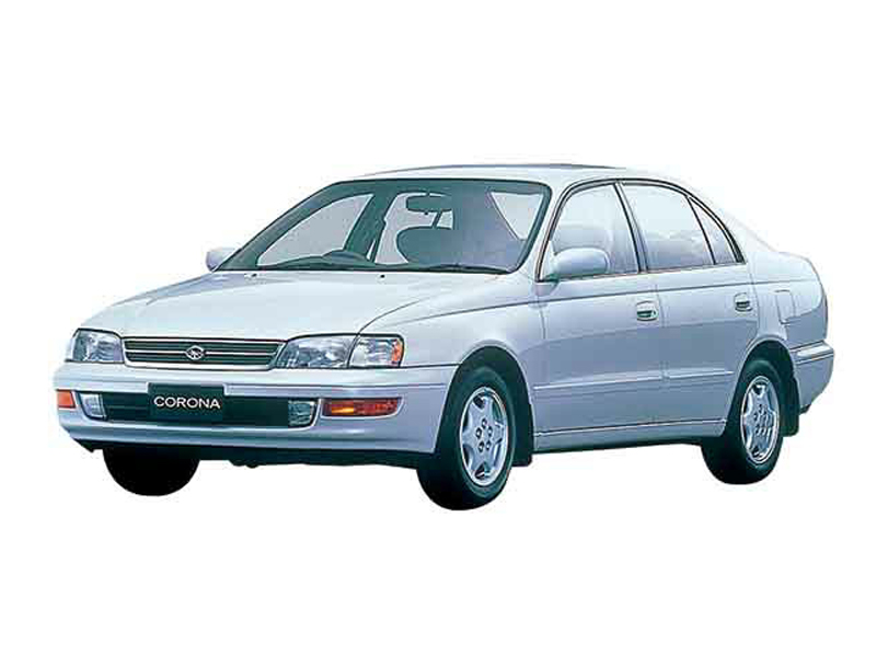 Toyota Corona EX Saloon User Review