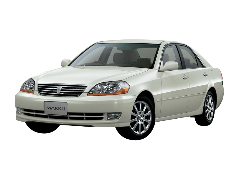 Toyota Mark II User Review