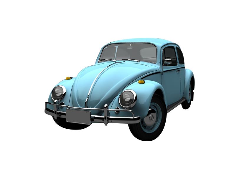 Volkswagen Beetle 2003 Interior